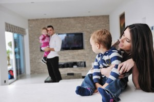 Supervised Visitation Services - Family Sense Program